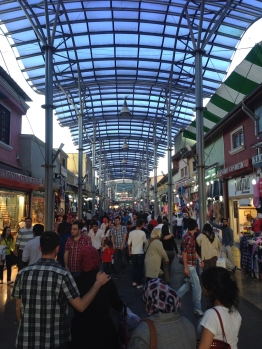 Bursa Bazaar