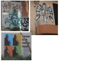 Street Art Tophane Park