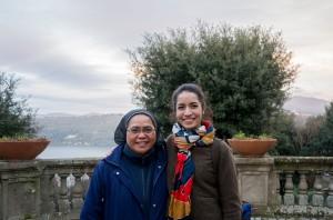 Sister Charita and I