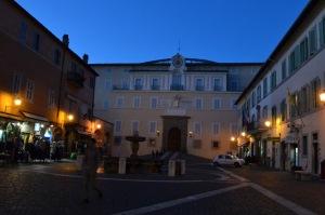Pope's summer residence