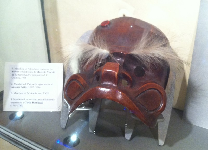 4. Masks used in theater...