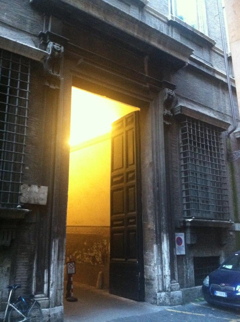 11. Door number 11 looked promising.