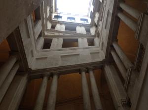 Bernini's staircase