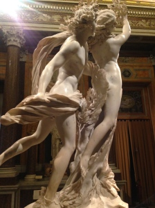 One of Bernini's amazing marble sculptures