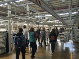 Visiting Emre Arolat's Ipekyol Textile Factory