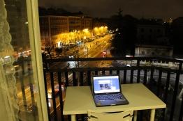 My Balcony Office